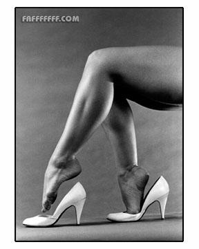 Domination fétiche des pieds